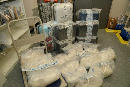 JOCTF in action mode drugs worth $200 million seized
