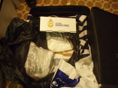 Three Canadians with 95kg cocaine arrested from Cruise ship in Sydney